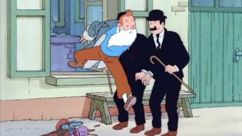 The Adventures of Tintin: Season 1: The Black Island: Part 1